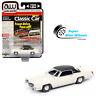 Auto World 1:64 - Hemmings Classic Car – 1967 Cadillac Eldorado - White