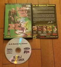 Blood of Chastly Horror (Troma DVD, 2000) *RARE* FREE SHIPPING