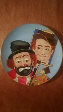 """""""Seventy Years Young"""" rare Red Skelton collector plate"""