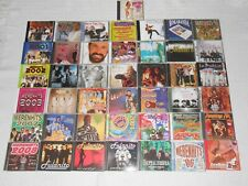 LOT OF 43 MERENGUE  CD'S MUSIC ( Tested )