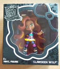 BNIB CLAWDEEN WOLF Monster High Vinyl Figure;Collectables MATTEL