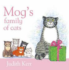 Mog's Family of Cats-ExLibrary