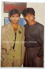 Indian Bollywood Vintage Postcard of 90s Akshay kumar-Sunil shetty