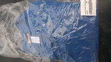 Bulwark Royal Blue Nomex IIIA 6oz Coveralls 38 sh Regular HRC1 item# CNB6RB