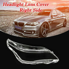 Right Headlight Headlamp Lens Light Cover For BMW E60 E61 525i 530i 540i 550i