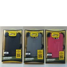OtterBox Defender Rugged Protection Case and Clip for LG G2