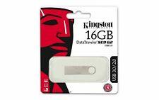 16GB Kingston Data Traveler SE9 G2 USB 3.0 Flash Drive Memory Stick Pen Thumb