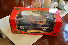 MIRA 1949 Ford Convertible Golden Line Collection 1:18 Die Cast Car With Case