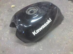 KAWASAKI GPZ1100-E, GPZ1100E, Fuel tank Black 51080-5228-RL