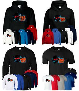 Ninja Kidz Mens Hoody Gaming Kids Youtuber Merch Funny Cool Tshirt Sweat