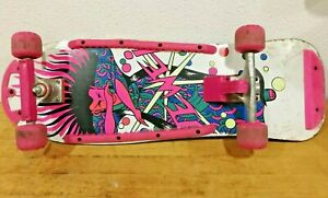 VINTAGE SPANISH AMAYA COMPLETE SKATEBOARD - OLD SCHOOL - Skate - Monopatin