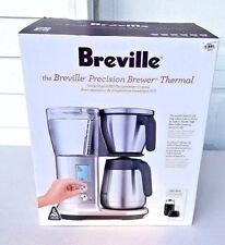Breville Precision Brewer Thermal Carafe BDC450BSS Coffee Maker Digital Temp NIB