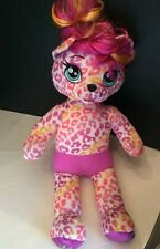 "New Listing 💖Rare Build A Bear Honey Girls Hg Keely Plush Leopard Stuffed Babw Cat 19"""