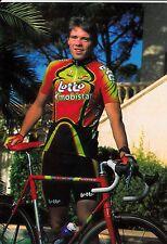 CYCLISME carte cycliste WIM FEYS équipe LOTTO MOBISTAR 1998