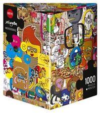 Heye Puzzles mit Kunst-Thema