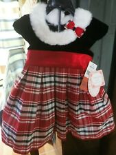 BEST PRICE! Imported from USA! Jona Michelle 2-Pc Dress Gown w/ bottom Sz 2T