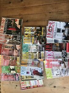 house and garden magazine, Total 19pcs, , Job Lots , From 1970 - 2019