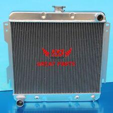 KKS 3 ROWS ALUMINUM RADIATOR 1962-1965 DODGE 330/440/Polora Radiator v8 engine