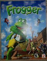 FROGGER FICHE PRODUIT US EDITEUR KONAMI - PS2 - GBA