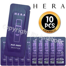 HERA AGE AWAY MODIFIER 1ml x 10pcs (10ml) Sample AMORE PACIFIC Newist Version