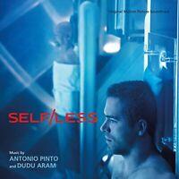 Antonio Pinto And Dudu Aram - SelfLess  OST [CD]