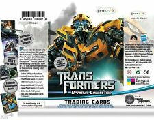 TRANSFORMERS DARK OF THE MOON OPTIMUM COLLECTION TRADING CARDS SEALED BOX CARDS