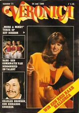 VERONICA 1980 nr. 21 - MORK & MINDY / BABE / CHARLES BRONSON / BLONDIE / GUUST
