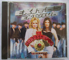 "LOS HOROSCOPOS DE DURANGO ""EXITOS EN VIVO"" CD - BRAND NEW WITH CRACKED CASE"
