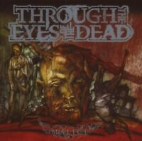 Through The Eyes Of The Dead - Malice [CD]