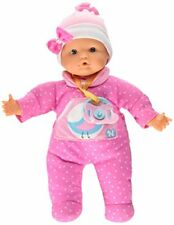 Famosa 700012663 - Nenuco Bambola che Piange, 30 cm, Rosa (C5f)