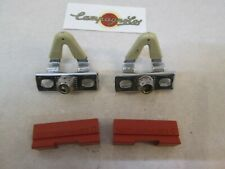 vintage Campagnolo brake shoes and pads, C RECORD era, Nice