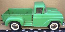 1960's Vintage Buddy L Green Stepside Pick-up Truck - Original Condition