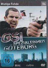 GSI - Spezialeinheit Göteborg 4 - Blutige Fehde - DVD - Neu und originalverpackt