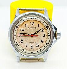 Vostok Komandirskie Small Amphibia Small USSR Watch caliber 2409 Sovjet watch