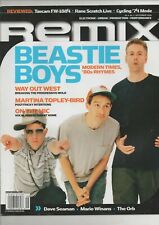 2004 Remix Magazine - Beastie Boys On Cover
