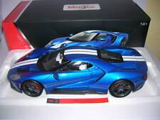 Maisto Ford GT Baujahr 2017 blau blue 1:18 Art. 38134