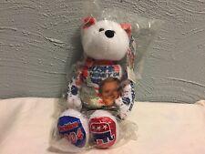 Memorabilia G.W. Bush/cheney  2004 Plush Stuffed Teddy Bear gallery treasures
