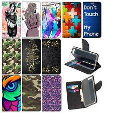 Für Sony Xperia XA1 XA2 XZ3 Z3 XZ L1  Hülle Handy Tasche Flip Cover Case Motiv