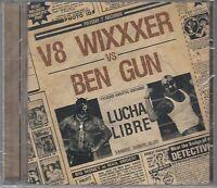 V8 Wixxxer Vs: Ben Gun - Lucha Libre Split, CD Neu