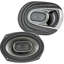 "POLK MM692 / MM1 6x9"" 3-WAY COAX SPEAKERS **NEW** CAR / MARINE / POWERSPORTS"