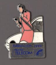 Pin's France Télécom / Radiocom 2000 (qualité zamac)