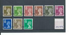GB - MACHIN REGIONALS - NI09 - N. IRELAND  - 9 values - 19p to 63p- UNM. MINT