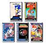 Sonic The Hedgehog Megadrive Cover Art Fridge Magnet Collectables Perspex Design