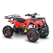 Hecht 56800 Elektro Kinder Quad Miniquad Atv Racer Kinderquad Pocketbike 800Watt