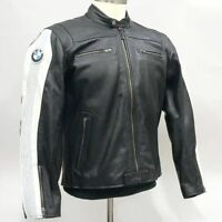 New BMW Motorcycle Leather Jacket Racing Bikers Jacket Motorbike Leather Jacket