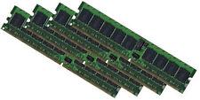 4x 4gb 16gb ddr2 DI RAM MEMORIA IBM 30r5145, 30r5146 41y2702, 41y2703, 2x 41y2815