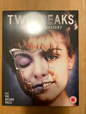 Twin Peaks - The Entire Mystery BluRay Box / Serie 1990/91 + Film 1992