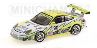 scale model 1/43, PORSCHE 911 GT3 RSR-WHITE LIGHTNING RACING - 24H LE MANS 2006