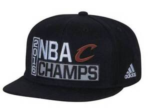 Official 2016 NBA Finals Champions Cleveland Cavaliers Snapback Hat