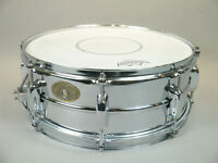 Tama Rockstar 14 X 5.5 Snare Drum, Excellent Chrome Finish